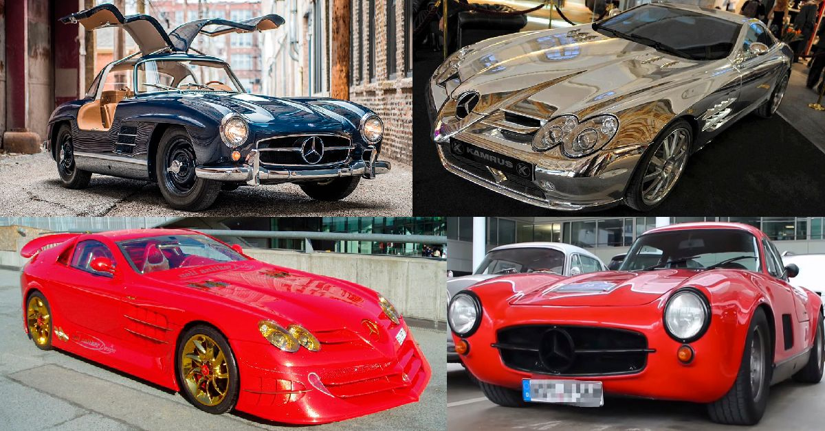 The 15 Sickest Mercedes Mod Jobs You Need To See | HotCars