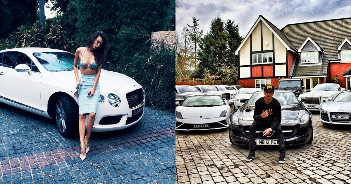 20 Teenagers We For Owning These Supercars | HotCars