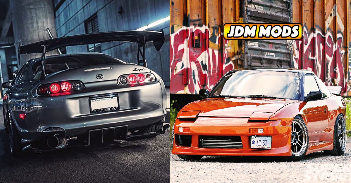 20 Pictures Of Jdm Mods That Are Totally Jaw Dropping Hotcars