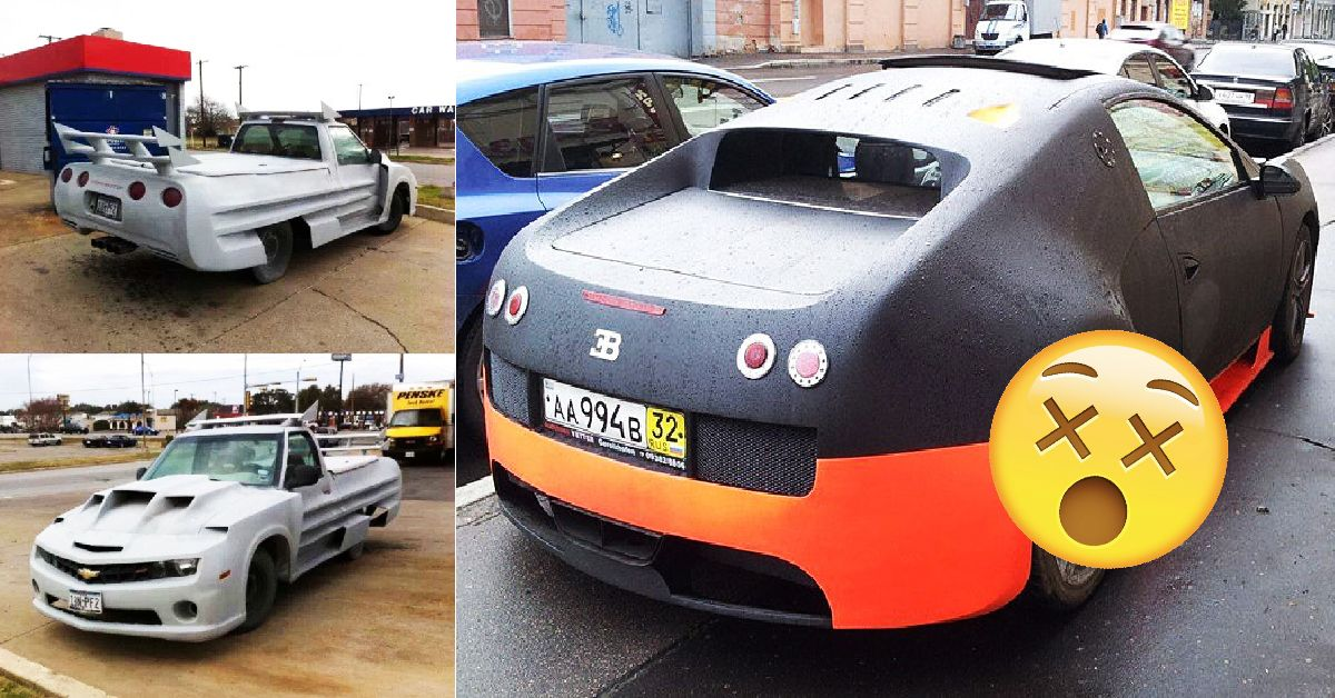 Ranking The Worst Car Mods Of All Time Hotcars
