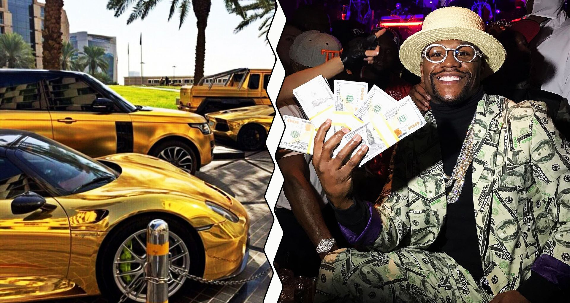 The 25 Most Expensive Car Collections Around The World Hotcars