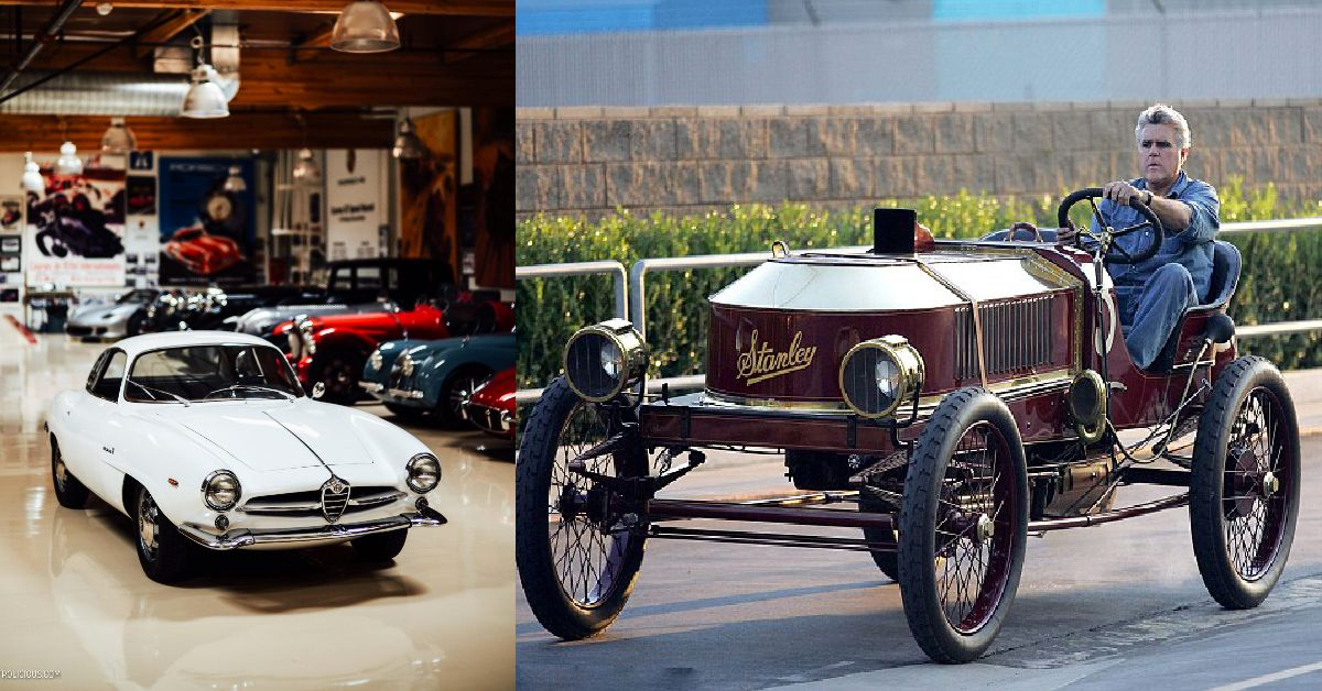 The 25 Most Expensive Car Collections Around The World | HotCars