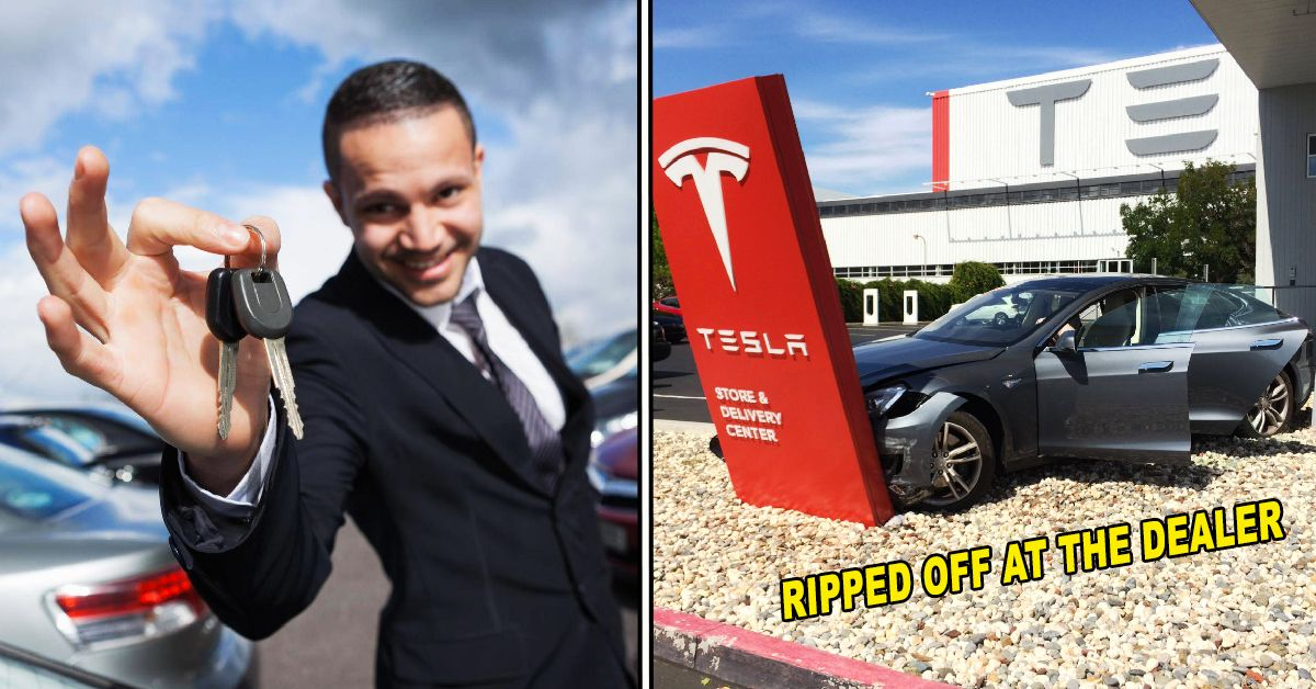 20 Stories Of People Who Got Ripped Off At A Dealer | HotCars