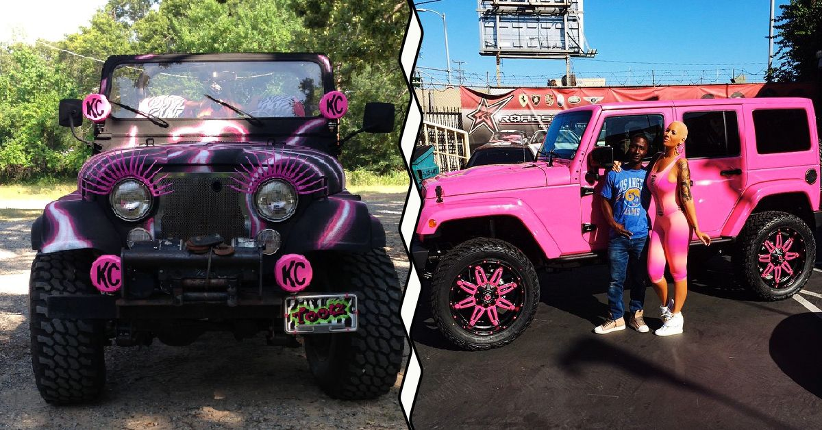 25 People Who Tried Modifying Their Jeeps But Totally Messed Up