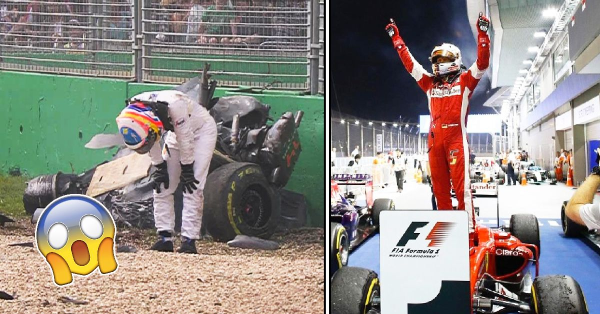 Only Real Formula 1 Fans Will Know These 19 Facts | HotCars