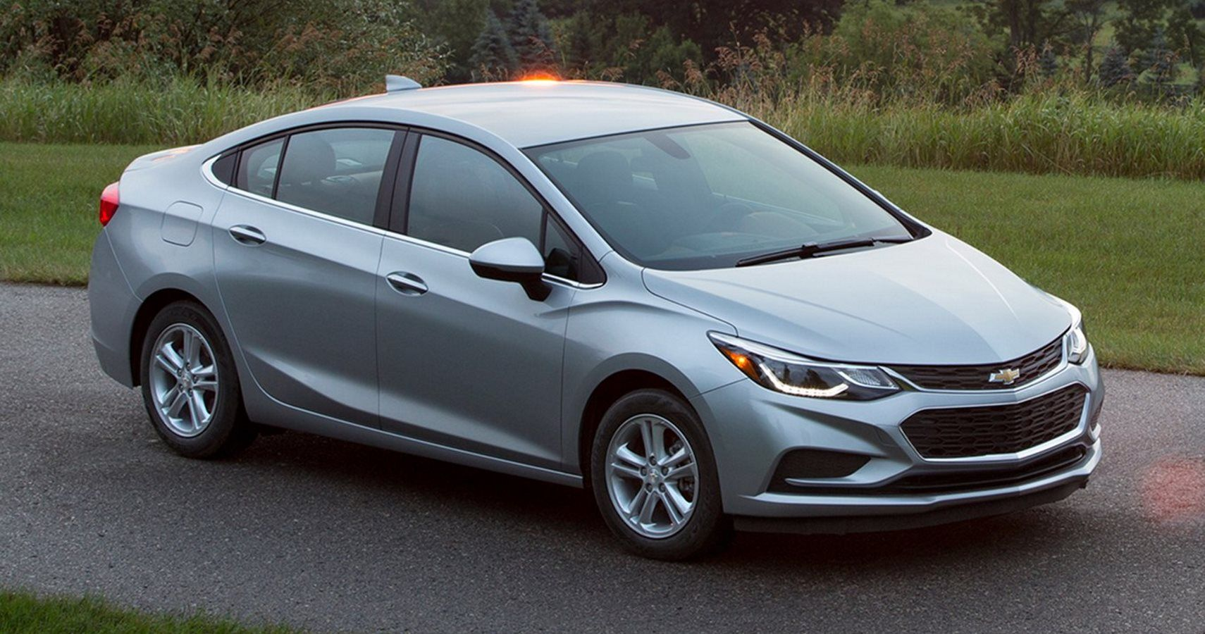 Chevrolet Recalls Thousands Of Cruze LS Vehicles For Fire Risk