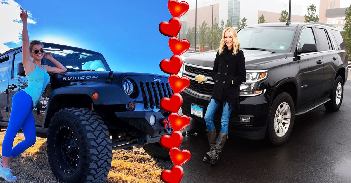 20 American Cars That'll Melt A Woman's Heart