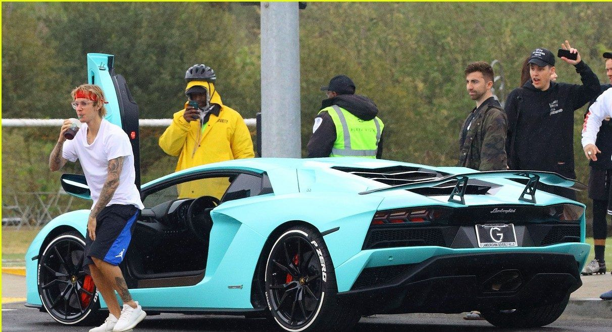 11 Celebs Who Ruined Their Lambos 9 Who Showed Some Respect