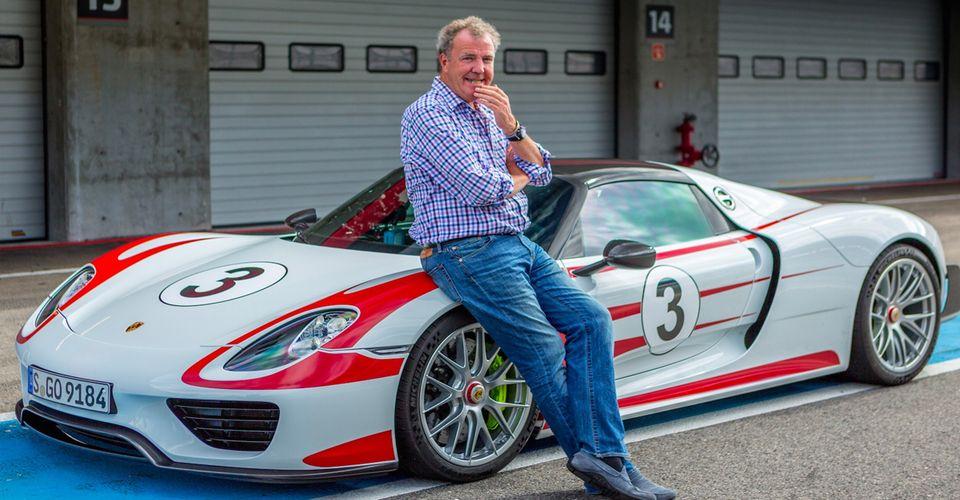 Ranking The 25 Incredible Cars In Jeremy Clarkson's Garage