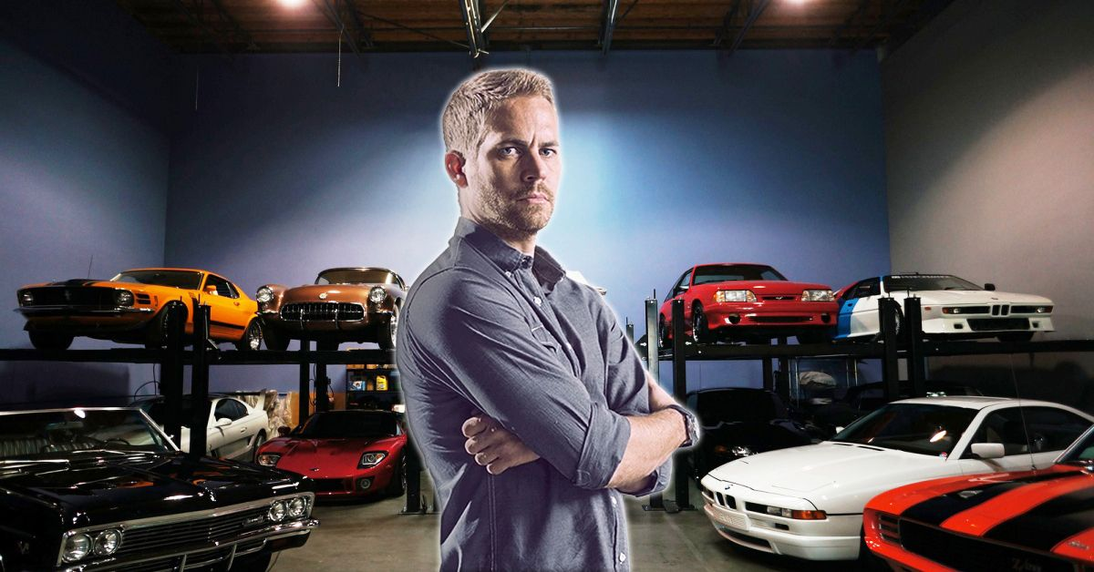 Paul Walkers Cars: 25 Sick Cars From Paul Walker's Collection