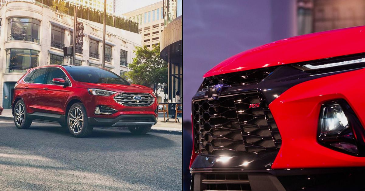 10 SUVs Coming In 2019 We Can't Wait To Drive (And 10 We Don