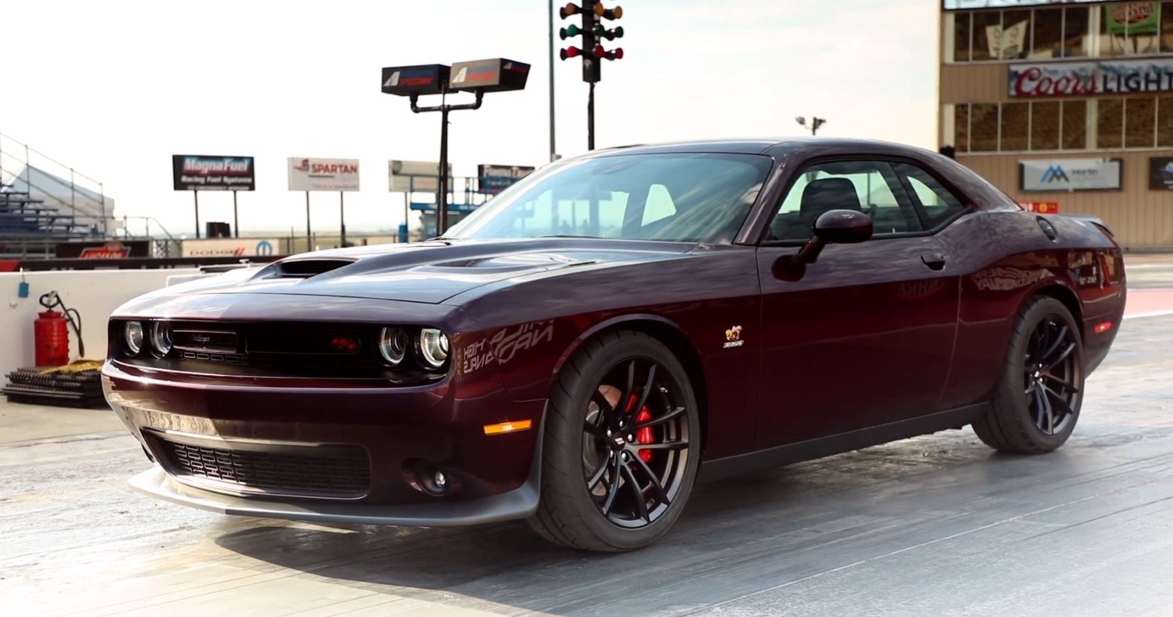 Dodge Challenger R/T Scat Pack 1320 Trim Is Inspired By Demon
