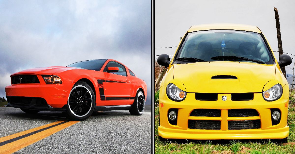 15 Cheap Cars That Go 0-60 MPH In Under 6 Seconds   HotCars