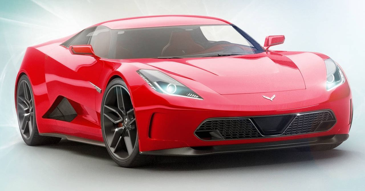 Everything There Is To Know About The New 2020 Corvette