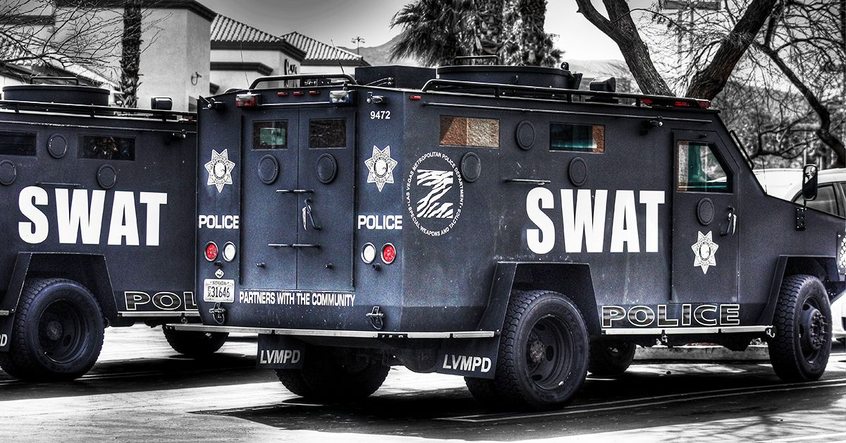 Ranking The 19 Toughest Police Forces In The World | HotCars