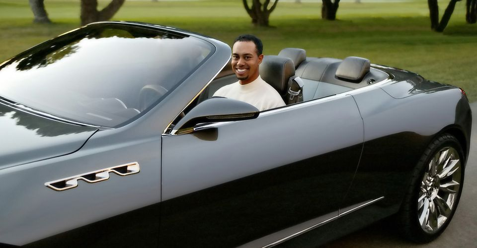 10 Classless Cars Tiger Drives (And 10 Classy Rides In Michael ...