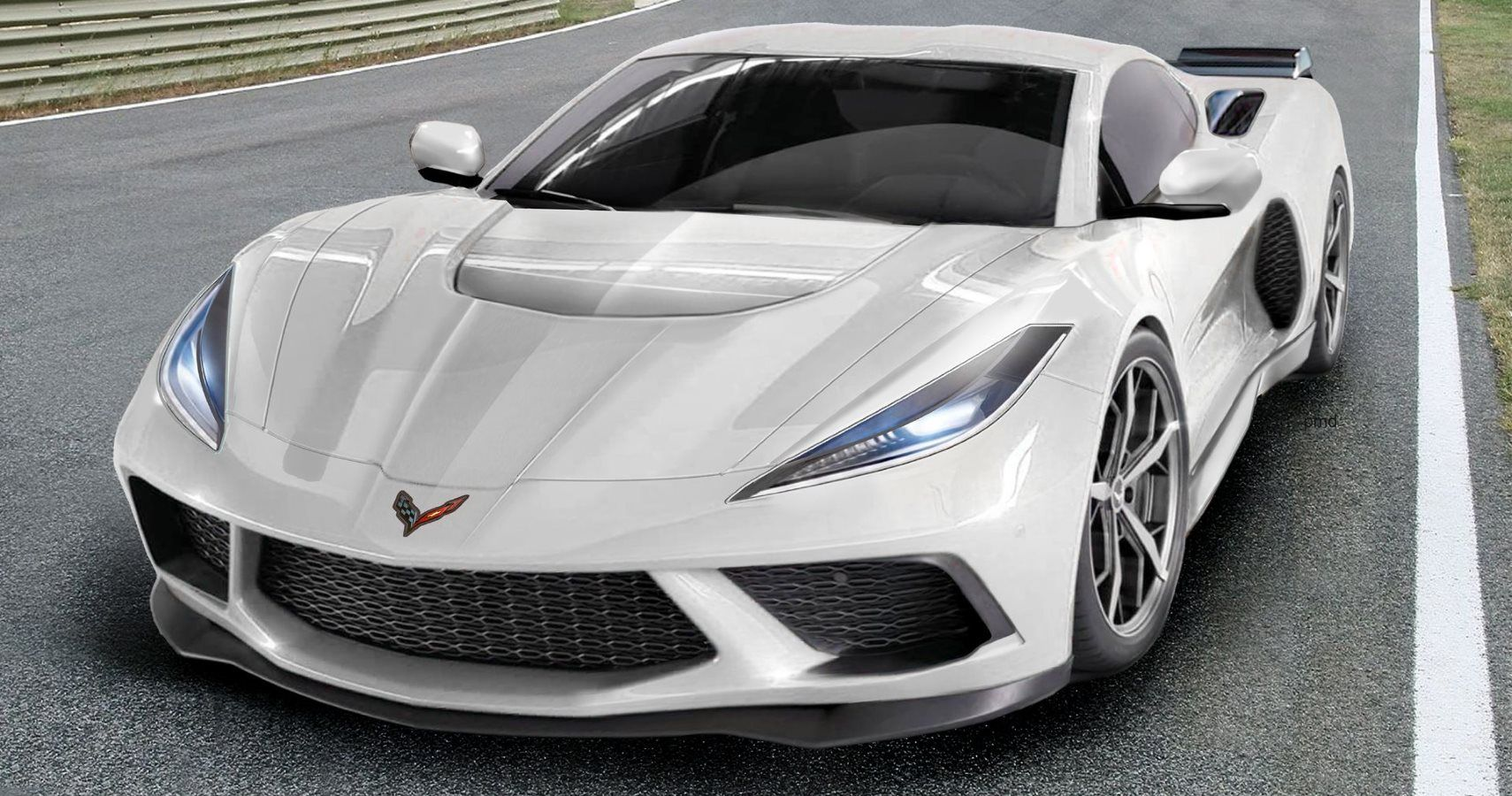 New Chevy Patents Could Be For Mid-Engined Corvette | HotCars