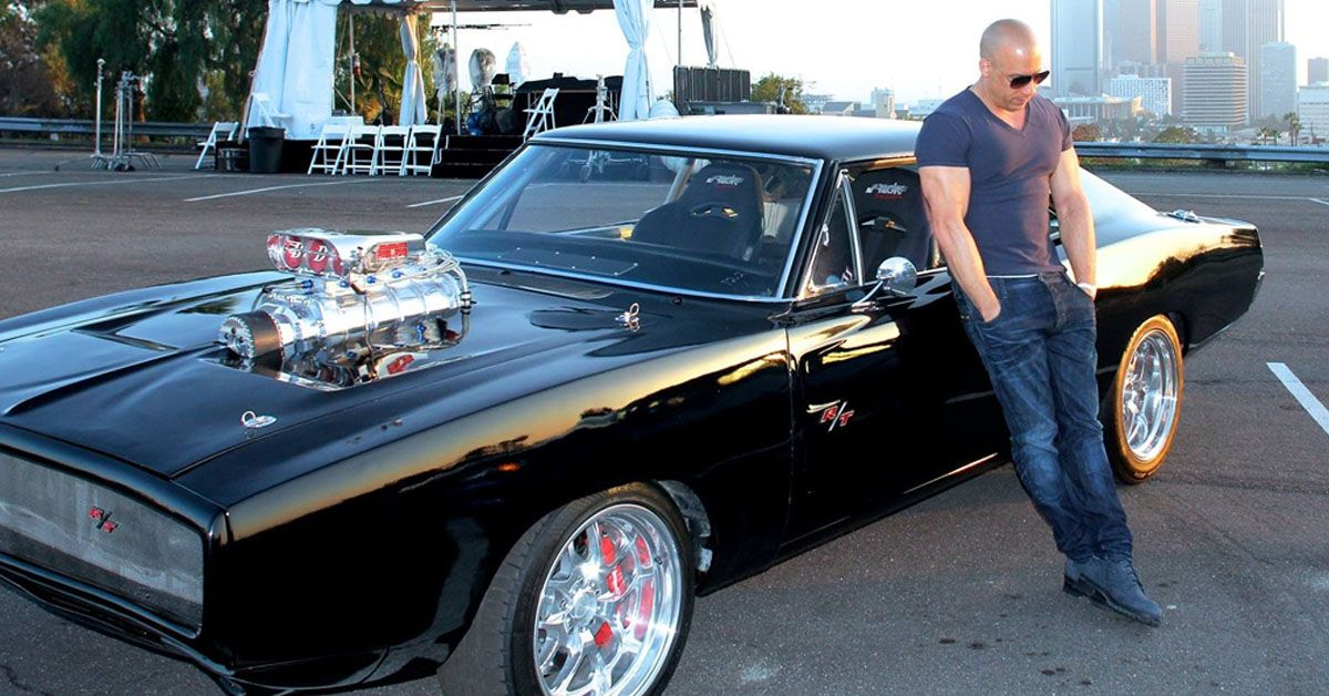 Fast And Furious 20 Facts Fans Should Know About Vin Diesel S Dodge Charger