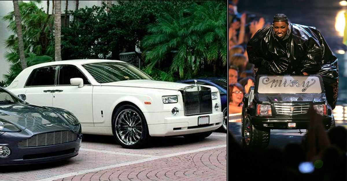 15 Cars In Missy Elliott S Garage No One Can Afford And 5 She