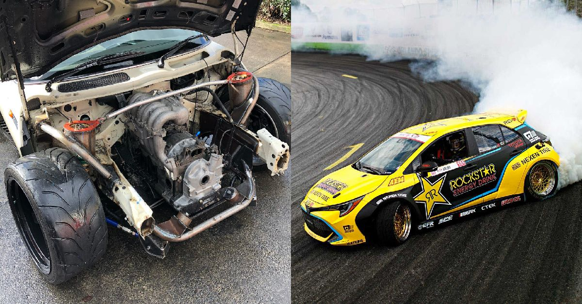 19 Pictures Of The Sickest RWD Conversions | HotCars