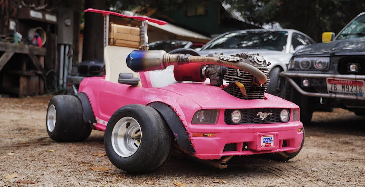 19 Pictures Of Go-Karts We Wouldn't Touch With A Ten-Foot Pole
