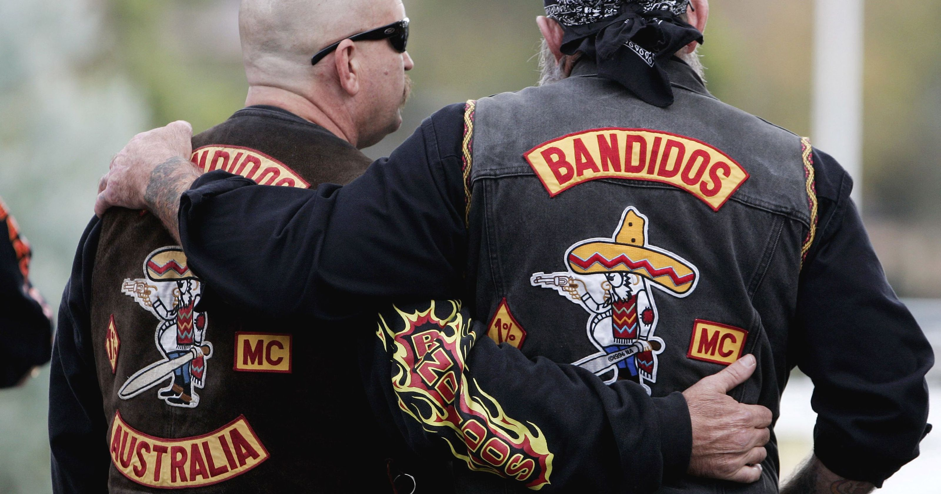 9 Motorcycle Clubs That Are Bad Guys (And 10 That Are Saving