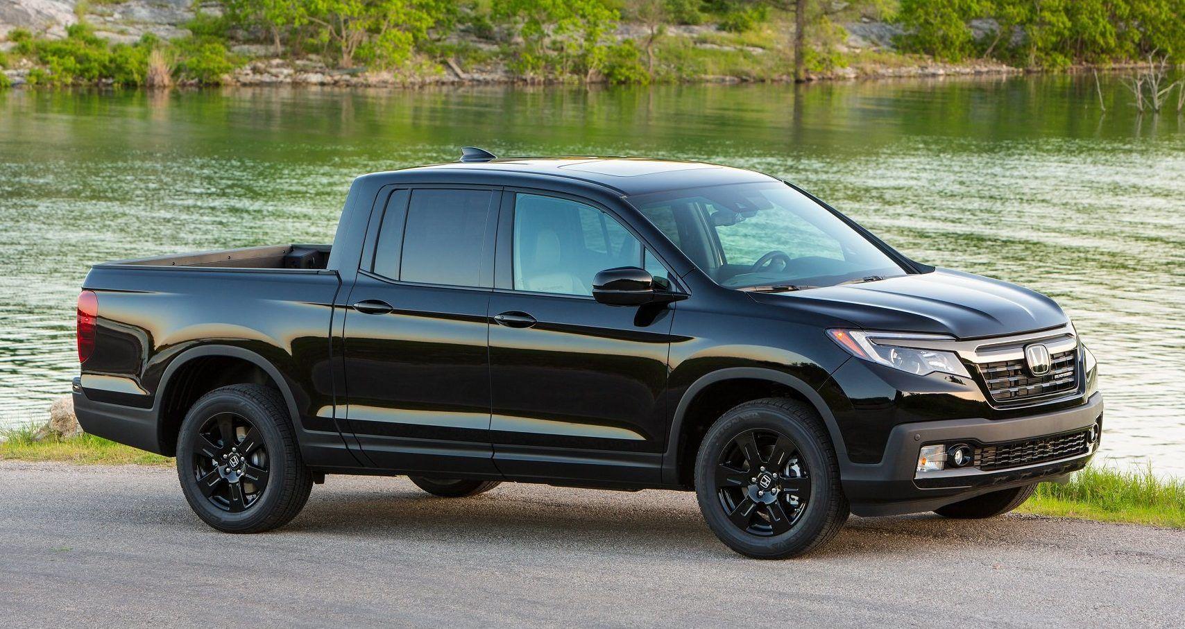 2018 Honda Ridgeline Black Edition Preview & Buyer's Guide
