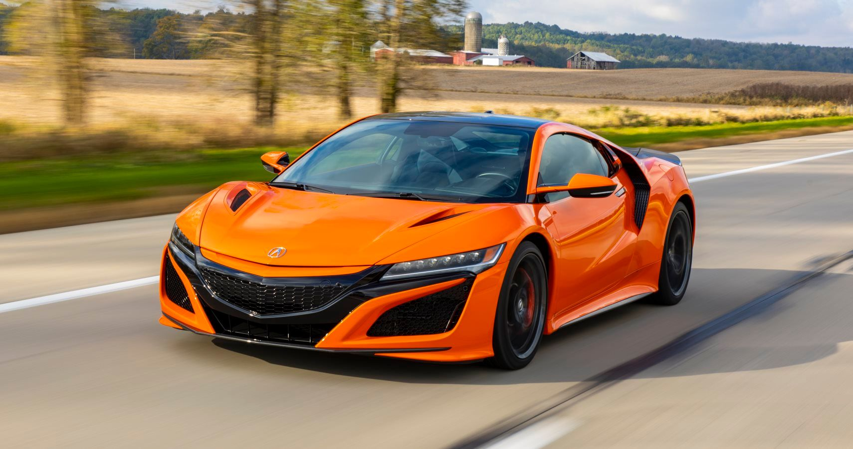 Review Acura Nsx Supercar Performance For Less Hotcars