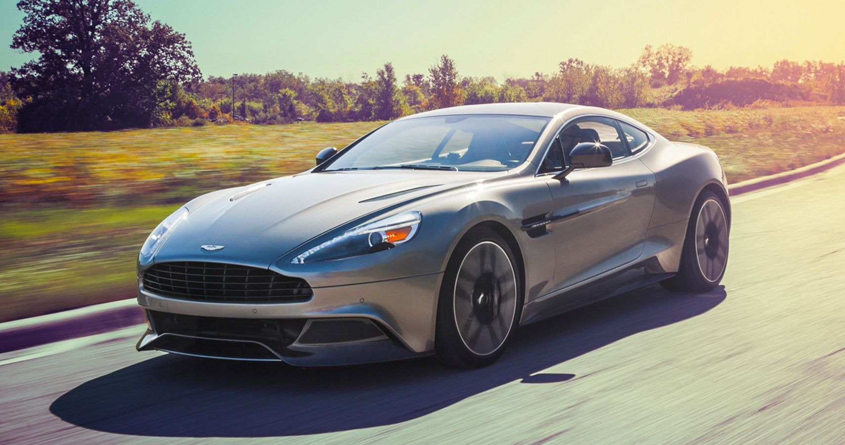 aston martin sells the tooling to build the vanquish to somebody for