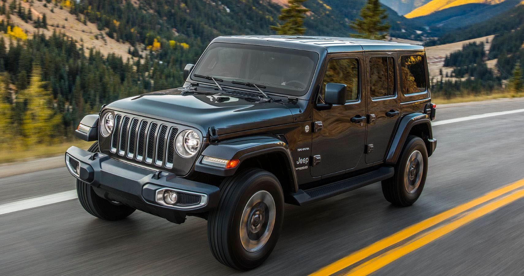 The Jl Jeep Succumbs To Jeep S Death Wobble Curse Hotcars