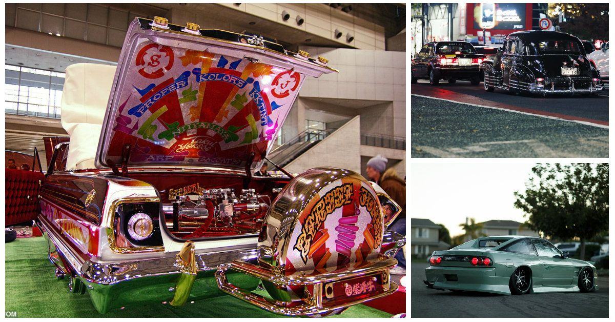 9521f6d06 Japanifornia  21 Photos Of Japan Lowriders That Are Next-Level