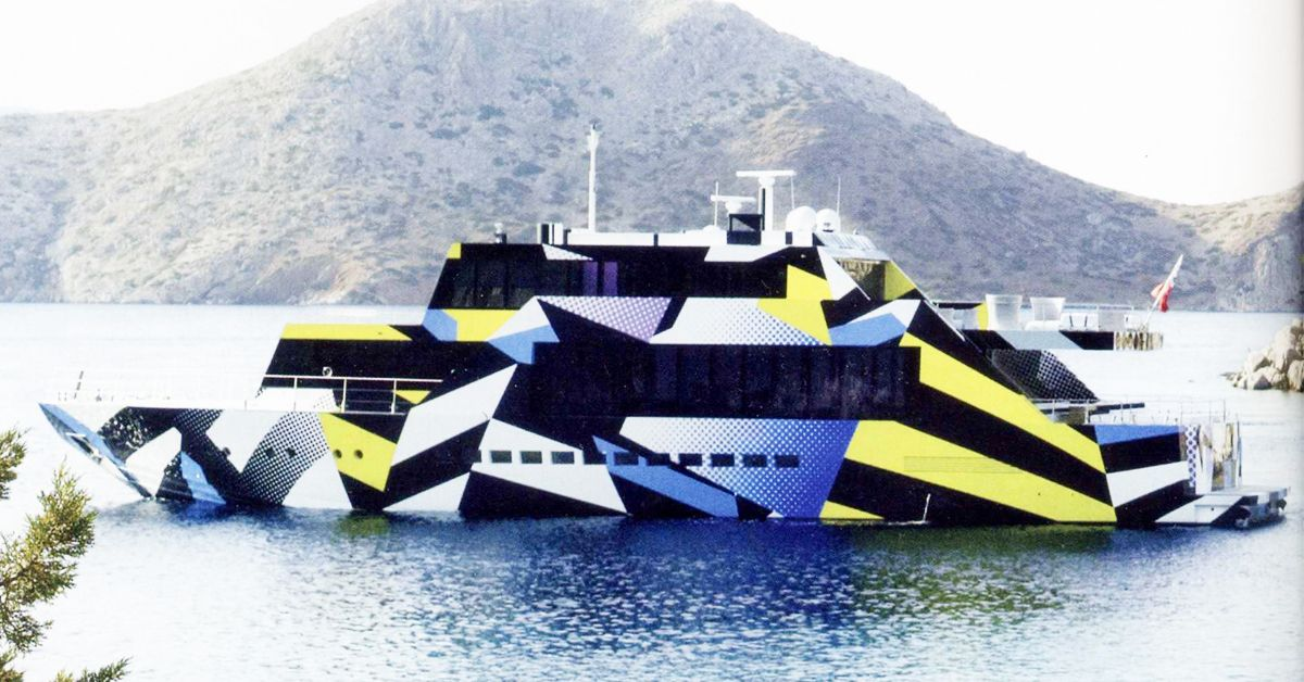 26 Pictures Of Boats Too Ugly For The Water Hotcars