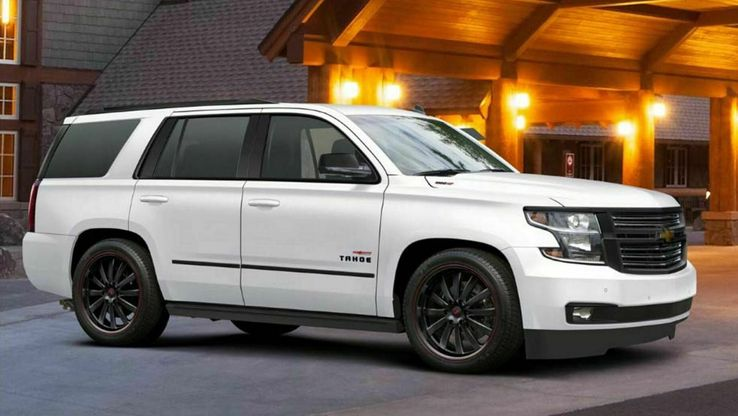 SVE Upgrades Chevrolet Tahoe And Suburban With 1,000 HP | HotCars