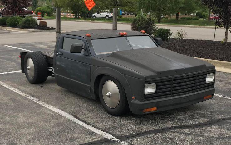 20 Homemade Pickup Trucks We Wouldn't