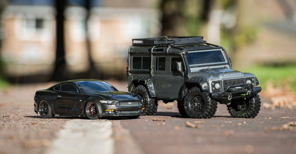 20 Remote Control Cars That Are Worth More Than Real Cars