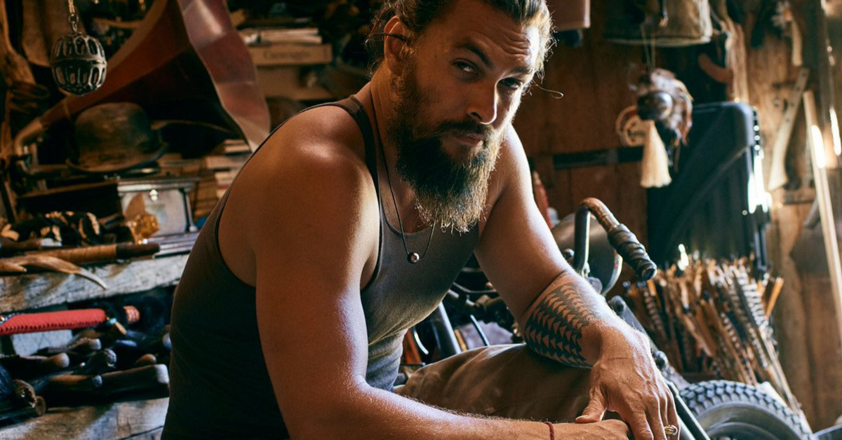 12 Stunning Photos Of Jason Momoa's Rides (And 3 He Doesn't Own Yet)