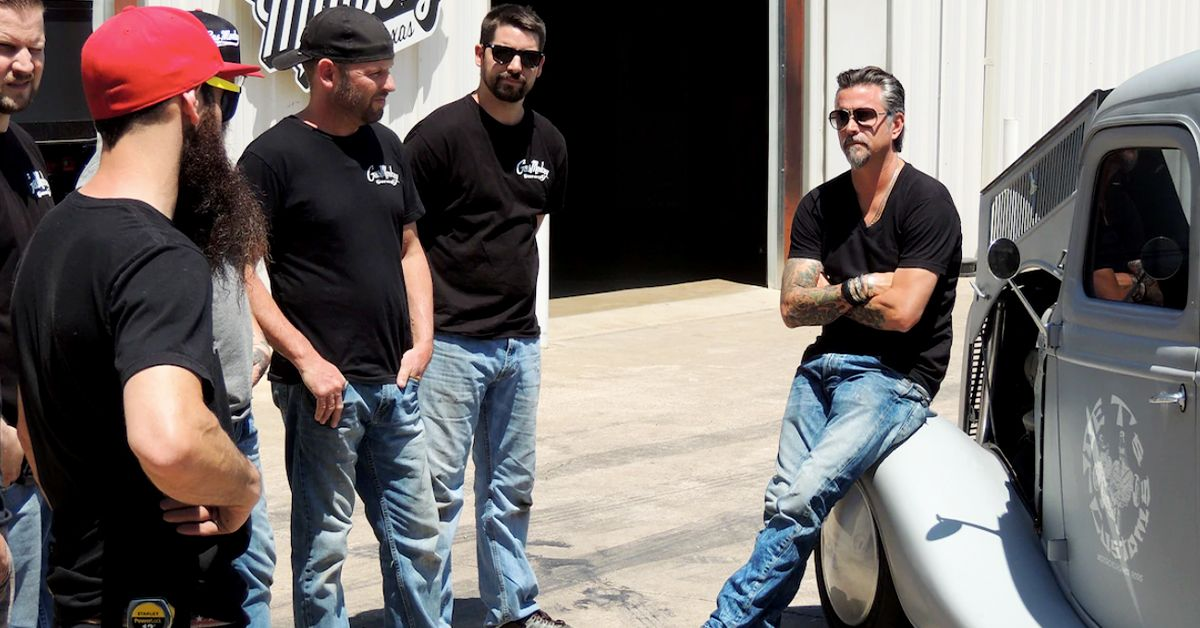 11 Times Richard Rawlings Lost Money On Fast N' Loud (And His 5