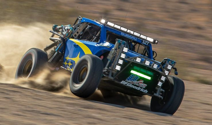 Subaru Crosstrek Baja Buggy Has More Suspension Travel Than