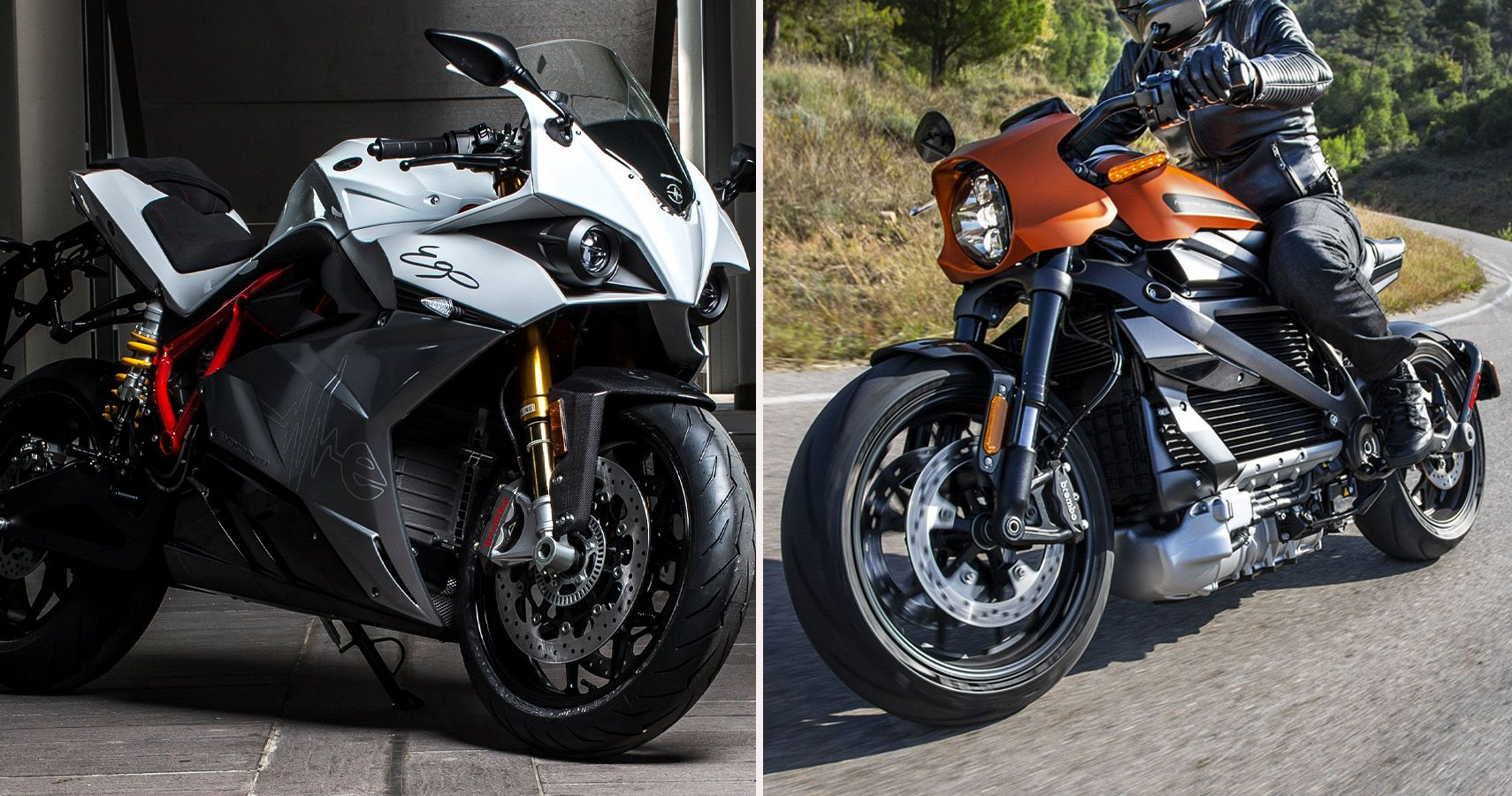 10 Best Electric Motorcycles On The Market | HotCars