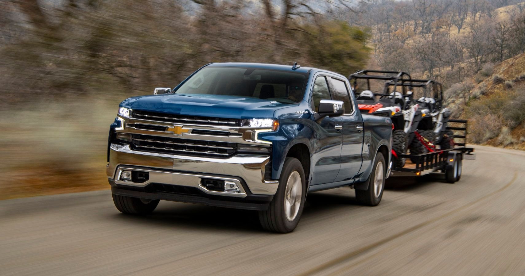 2020 Chevy Silverado 1500 Diesel Provides 33 MPG Highway