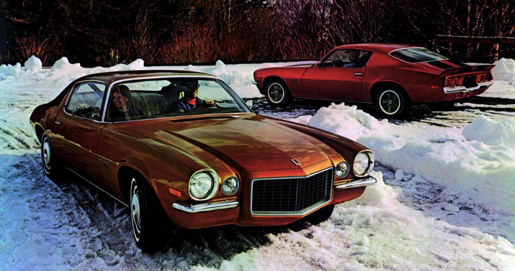 Every 70s Chevrolet Camaro Model Year Ranked Hotcars