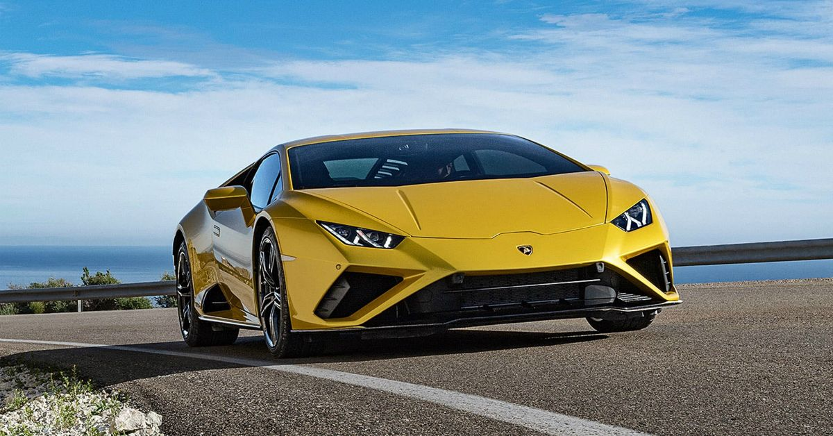 Everything You Should Know About The 2020 Lamborghini