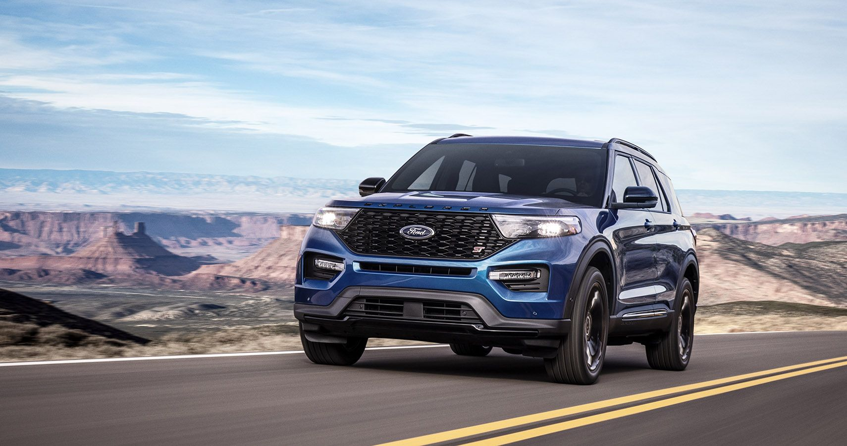 ford offers new appearance package for 2021 explorer xlt