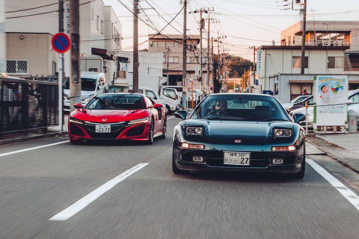 14 Stunning Images Of Honda Sports Cars Hotcars
