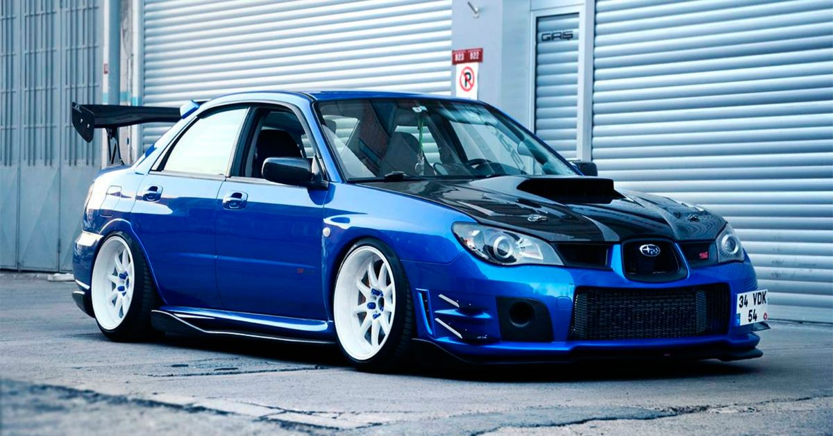 15 Things You Forgot About The Subaru Impreza Hotcars
