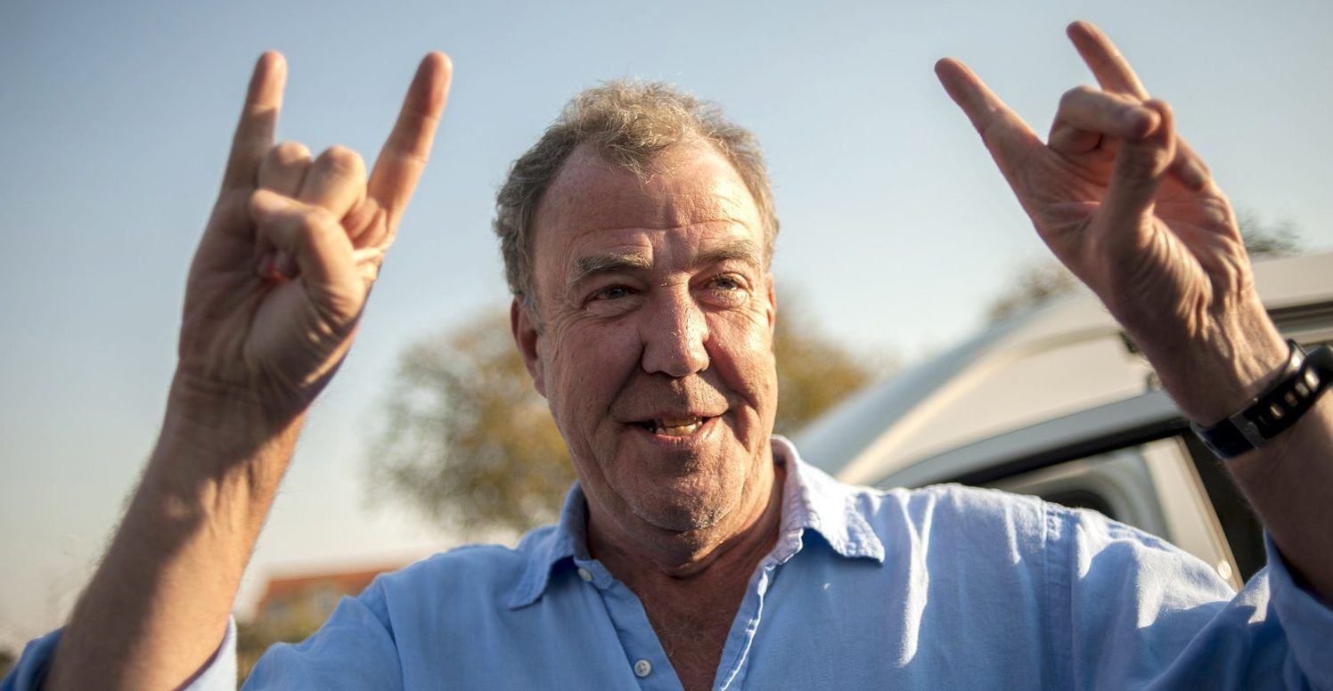 The Real Story Behind Why Jeremy Clarkson Left Top Gear