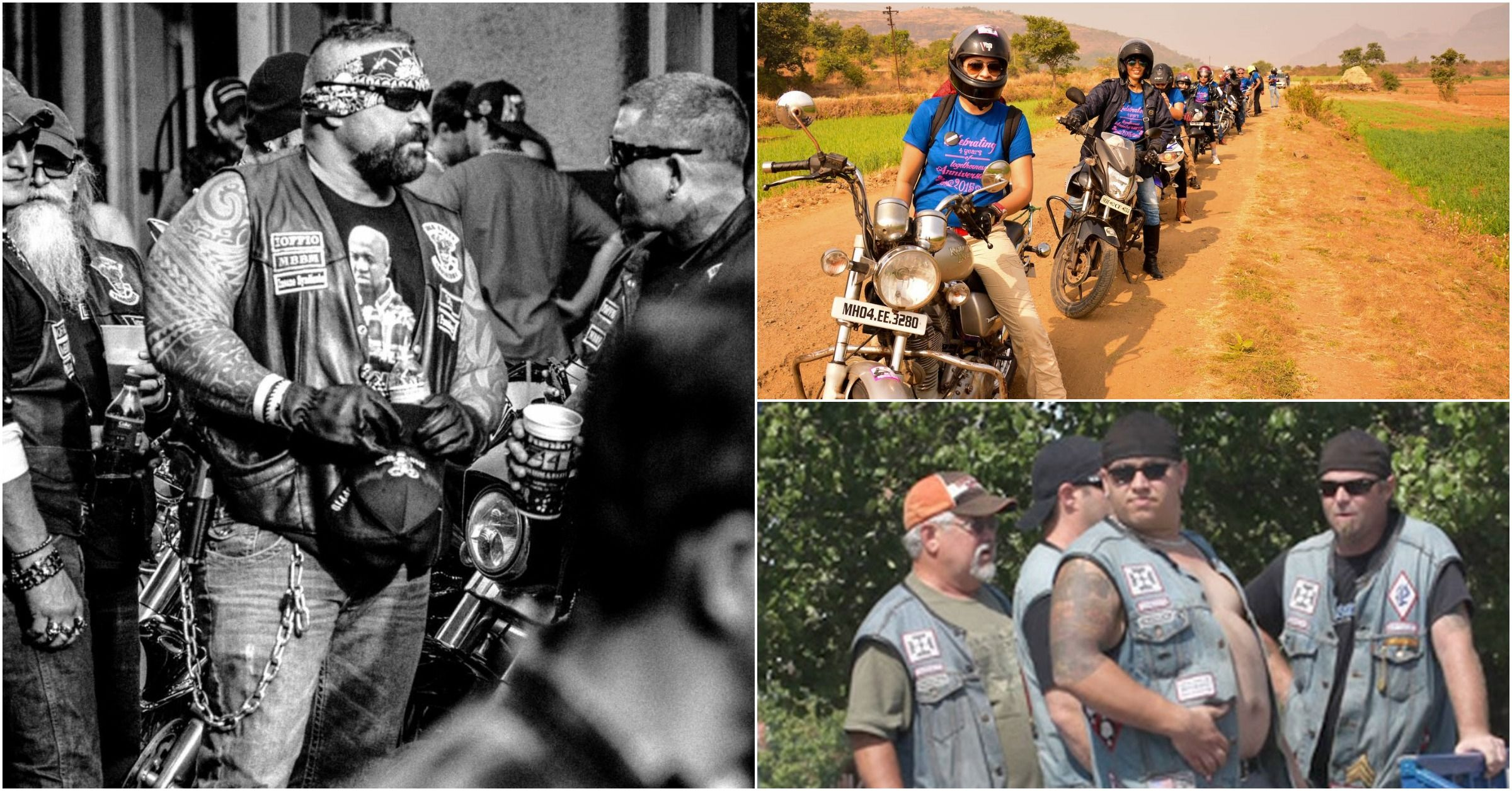 10 Motorcycle Clubs We Would Love to Be A Part Of (5 We Would Avoid)