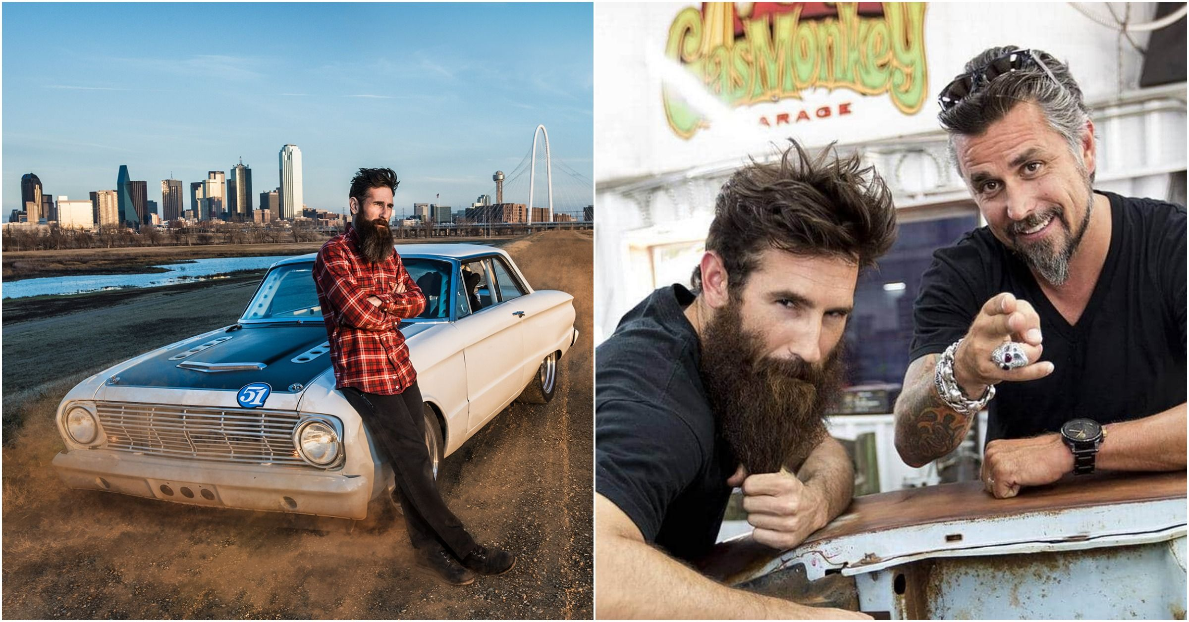 13 Little Known Details About Aaron Kaufman Of Gas Monkey Garage