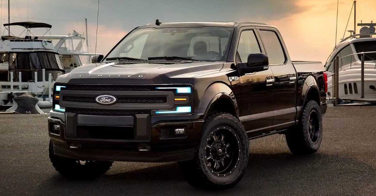 Check Out All 11 Grilles For The Ford F