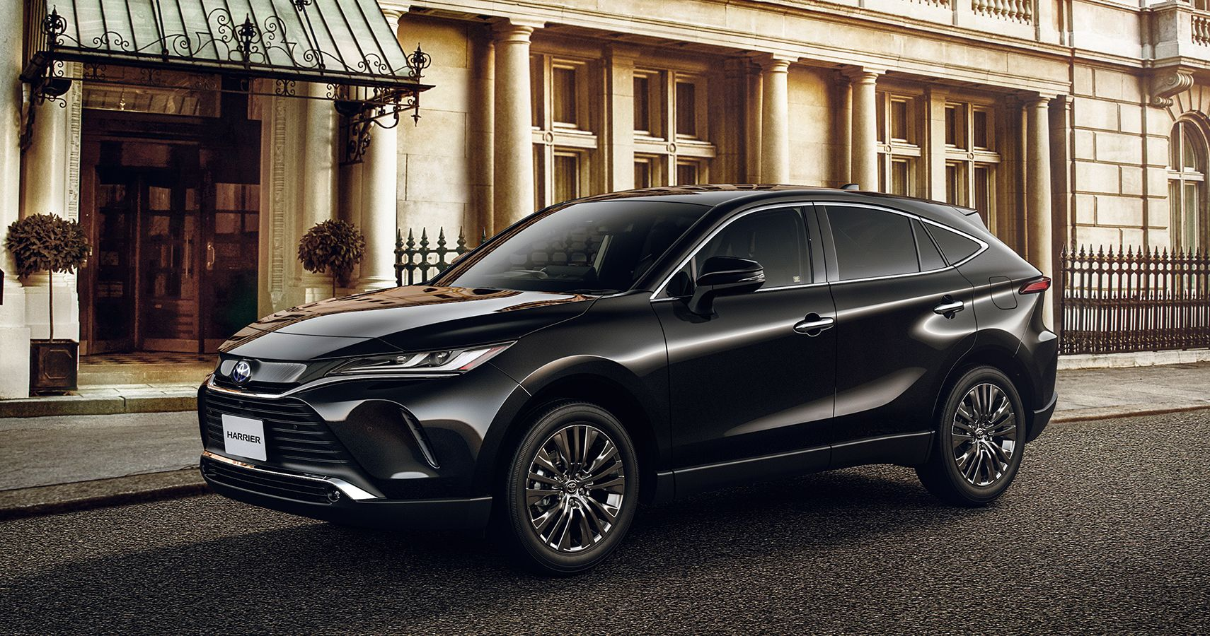 all-new 2021 toyota harrier to arrive in japan this june
